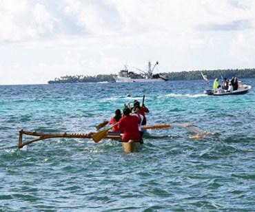 Lutok Koban Alele - 2015 - More women rowing