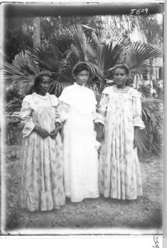 Women - Jaluit atoll