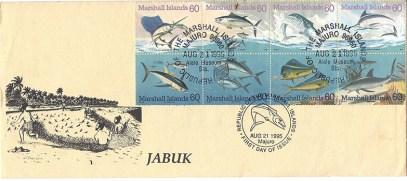 Alele Postal Sub-Station First Day Cover - Jabuk