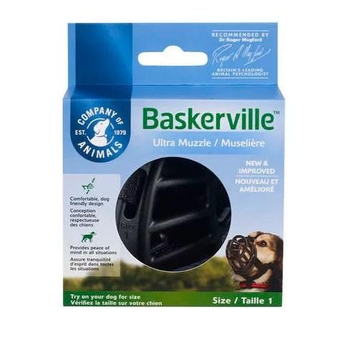 Focinheira Baskerville (Tam. 4)