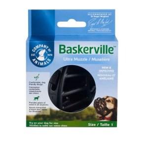Focinheira Baskerville (Tam. 2)