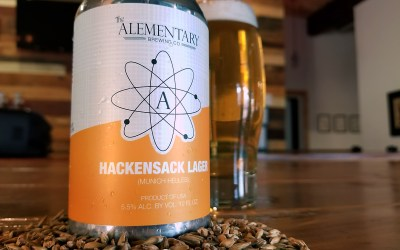 Hackensack Lager: Building a Flagship