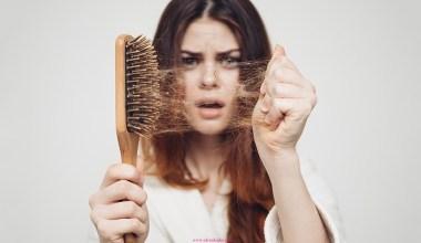Saç Dökülmesine Karşı Maske