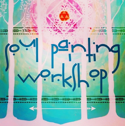 soul painting workshops