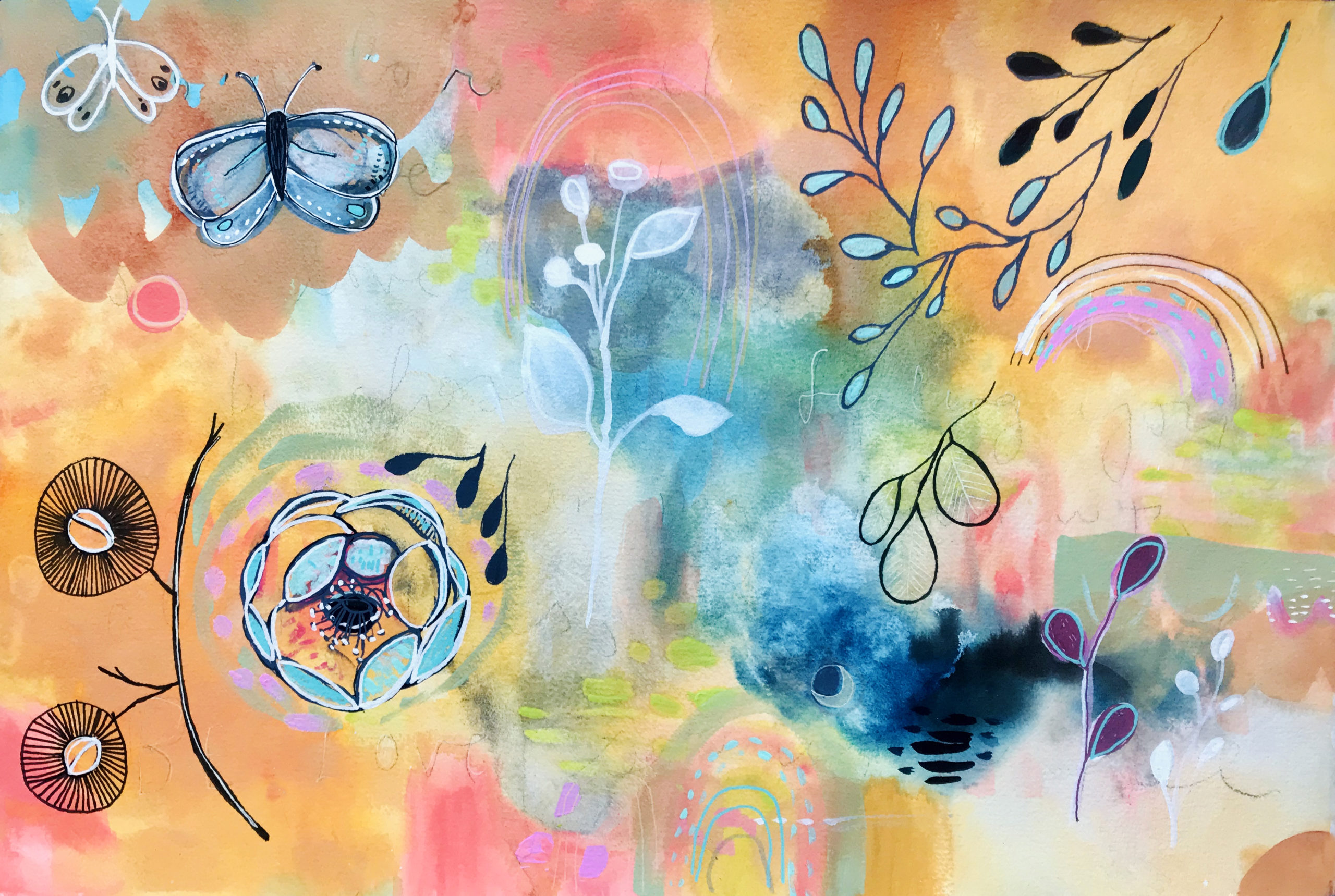 Come Paint Intuitively