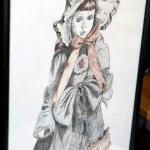 Obraz panenky