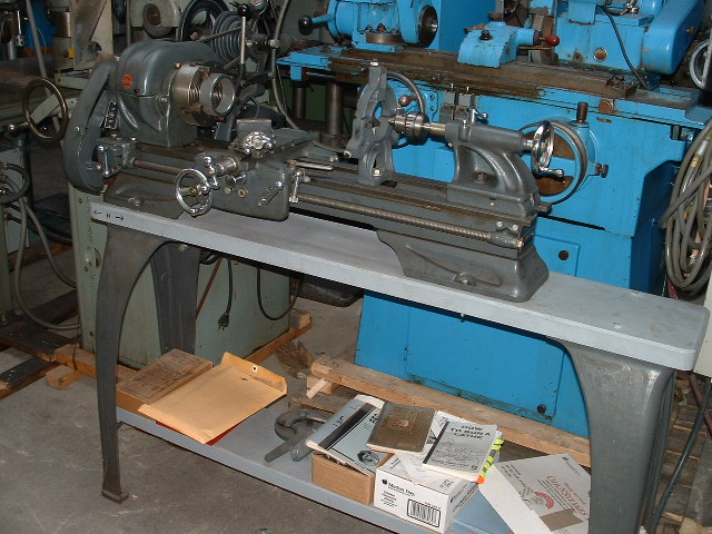 Atlas Metal Lathe For Sale