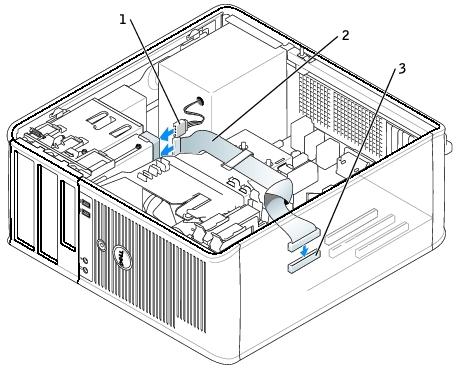 : Dell OptiPlex GX620 User's Guide
