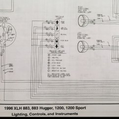 Harley Tach Wiring Diagram Single Coil Humbucker Sportster Speedometer Page 2 Davidson Forums