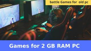 battle royale games for low end pc