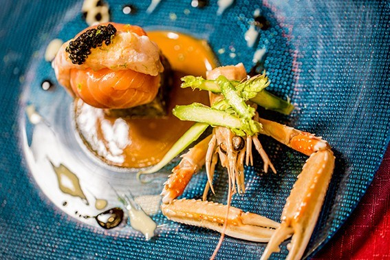 l olivier restaurants marseille aleou