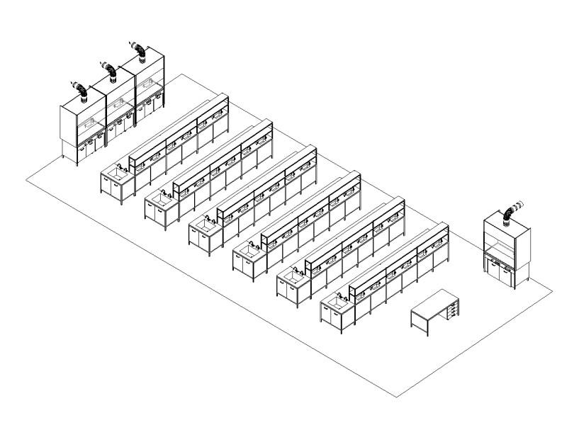 ALEPET D.O.O. Laboratory design