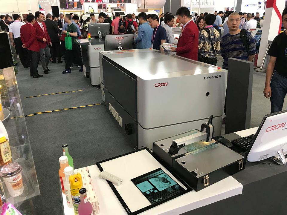 CTP CRON HDI FLEXO, China Print, Impressão Digital, CTP CRON, Chapa Offset, EZcolor