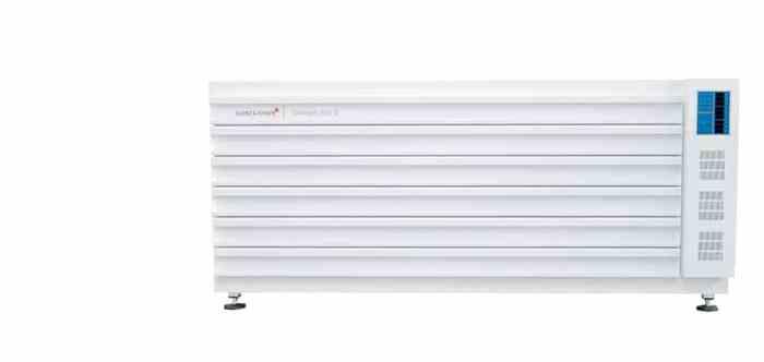 Secadora Glunz & Jensen Concept 301 D, Secadora Glunz & Jensen, Concept 301 D, Flexo