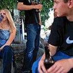 Alcohólicos jóvenes en Chile llegan a 200 mil