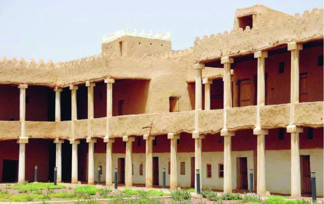 قصر القشلة التراثي Qishlah Palace