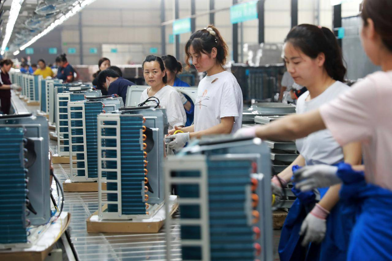 The increase in raw materials affects the profit growth of the Chinese industry.. 122.27 billion dollars in June