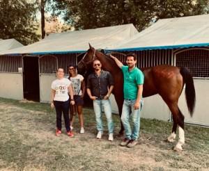 Maria Prazeres em 6.º em França - Portal Equitação