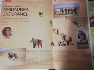 Revista equitação deste mês!