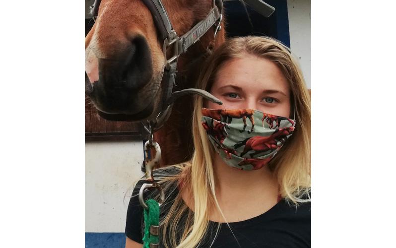 Tome as rédeas da sua proteção com as Al Equine Masks | EQUISPORT