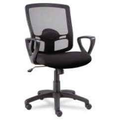 Alera Elusion Series Mesh Mid Back Multifunction Chair High Stool Gumtree Swivel Tilt Black White Etros