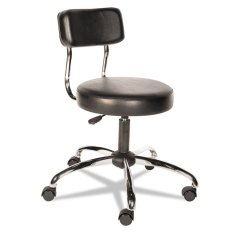 Adjustable Height Chairs Arm Chair Rocker Alera Plus Hl Series Stool With Back Black 159870