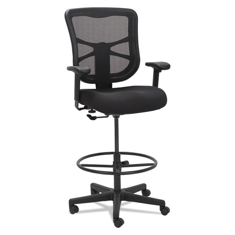 chair mesh stool inada sogno dreamwave massage alera elusion series black details 239663
