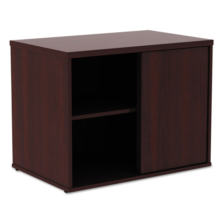 Alera Open Office Low Storage Cabinet Credenza 29 12w x