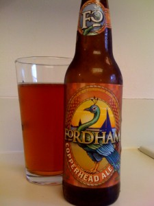 Fordham's Copperhead Ale