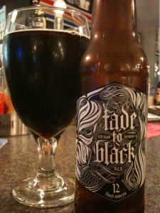 Fade to Black from Left Hand Brewing Co.