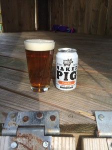 Naked Pig Pale Ale
