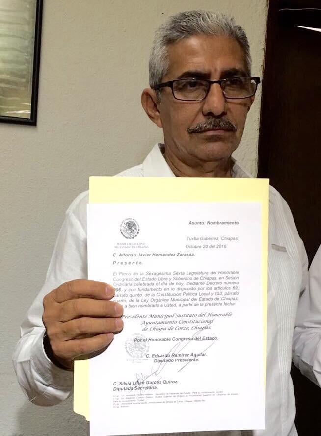 Chiapa de Corzo con nuevo Presidente Municipal img 2058