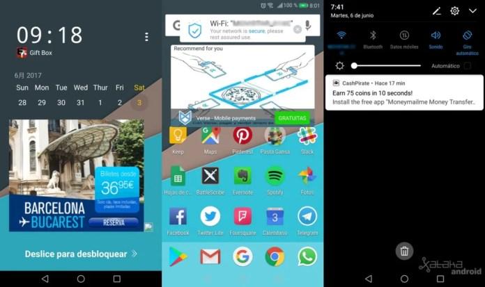 Instalé todas las aplicaciones para ganar dinero de Android, pero prefiero seguir siendo pobre android 7