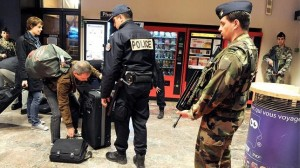 Inspecciones en la estación de Toulouse.