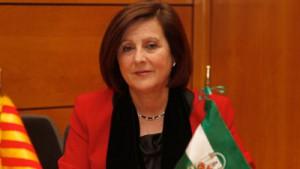 María José Sánchez Rubio, consejera de Salud de la Junta de Andalucía.