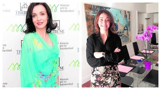 Las abogadas investigadas, Cruz Sánchez de Lara y Yolanda Corchado