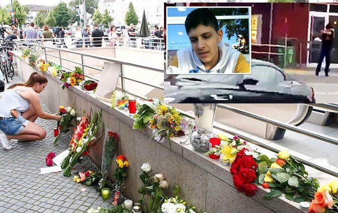 El tirador de Munich, Ali David Sonboly,