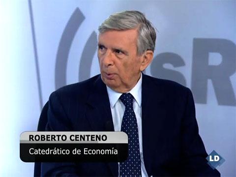 Roberto Centeno, durante una de sus intervenciones radiales.