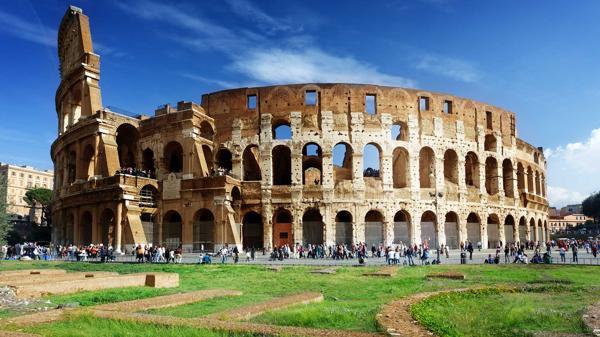 El Coliseo romano también estaría bajo la mira de Abu Nassim
