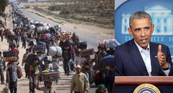 La Administración Obama se ha comprometido a acoger a 10.000 refugiados sirios.