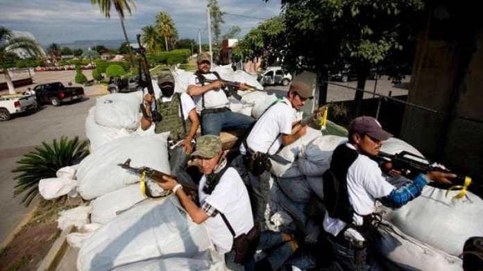 Fuerzas de autodefensa de Michoacán