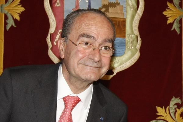 Francisco de la Torre, alcalde de Málaga.