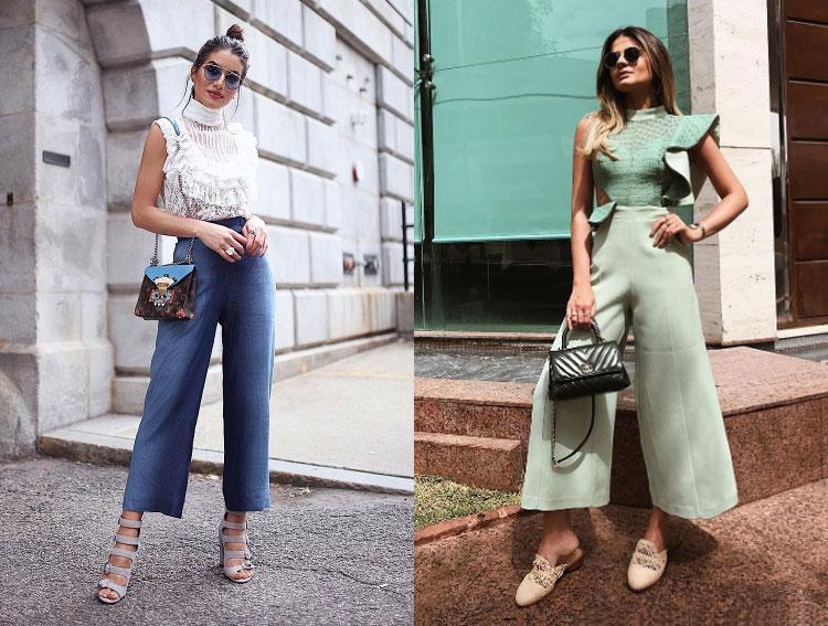 Pantacourt: Aprenda a Usar Pantalona Curta com Thássia Naves e Camila Coelho