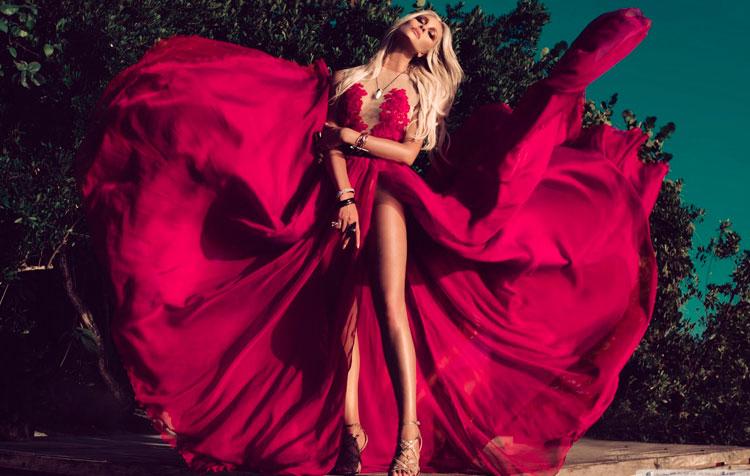 Vestido Vermelho: Saiba Como Usar esse Eterno Clássico