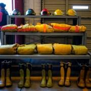 Bomberos de Canadá donaron equipo para sus colegas de Querétaro