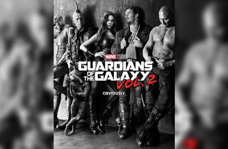 Desde la Caseta de Proyección (No.66) Guardianes de la Galaxia