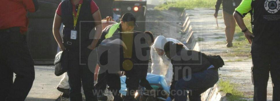 Fatal Déjà Vu en El Marqués, atropellan a peregrinos otra vez; 1 muerto