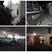 Megaoperativo de la FGE: 17 cateos; decomisa armas, drogas y más de $400 mil