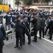 Despliega CDMX mil policías para erradicar a la banda de Tláhuac