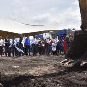 Inician construcción de Centro de Salud en Menchaca